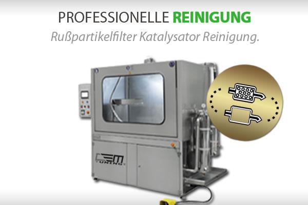 DPF reinigen Video